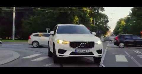 Volvo XC40 - Stvořeno pro život ve městě