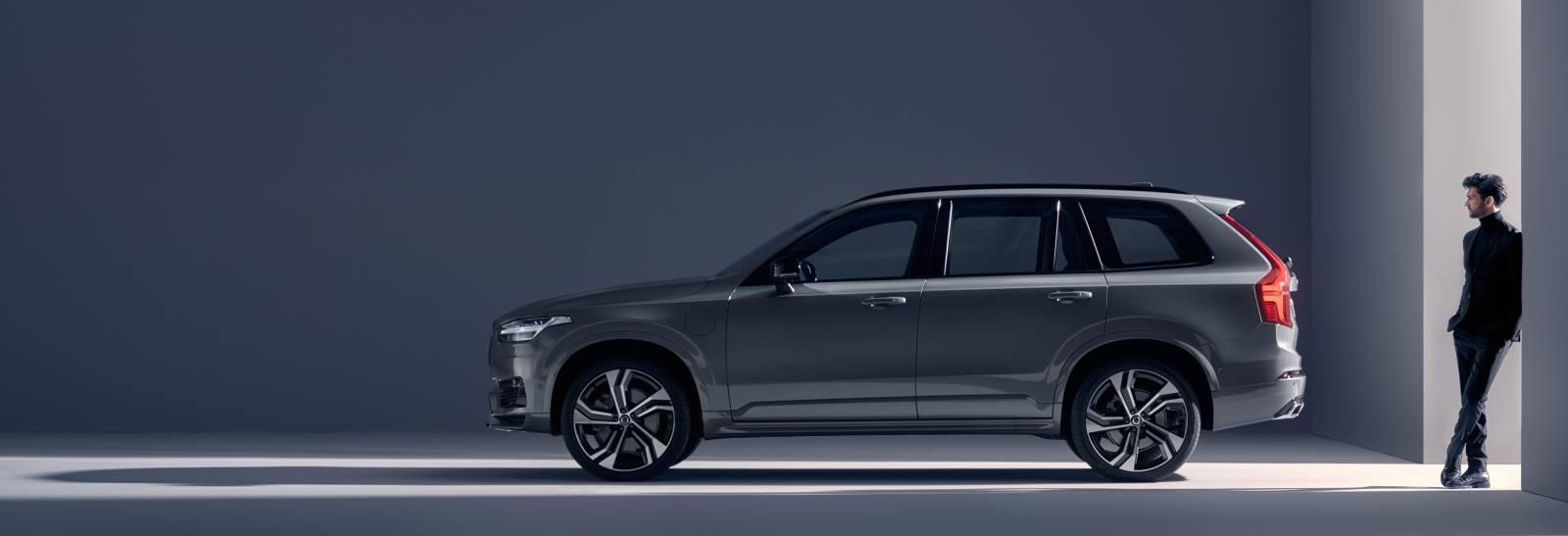 Volvo XC90 - Ilustrativní fotografie