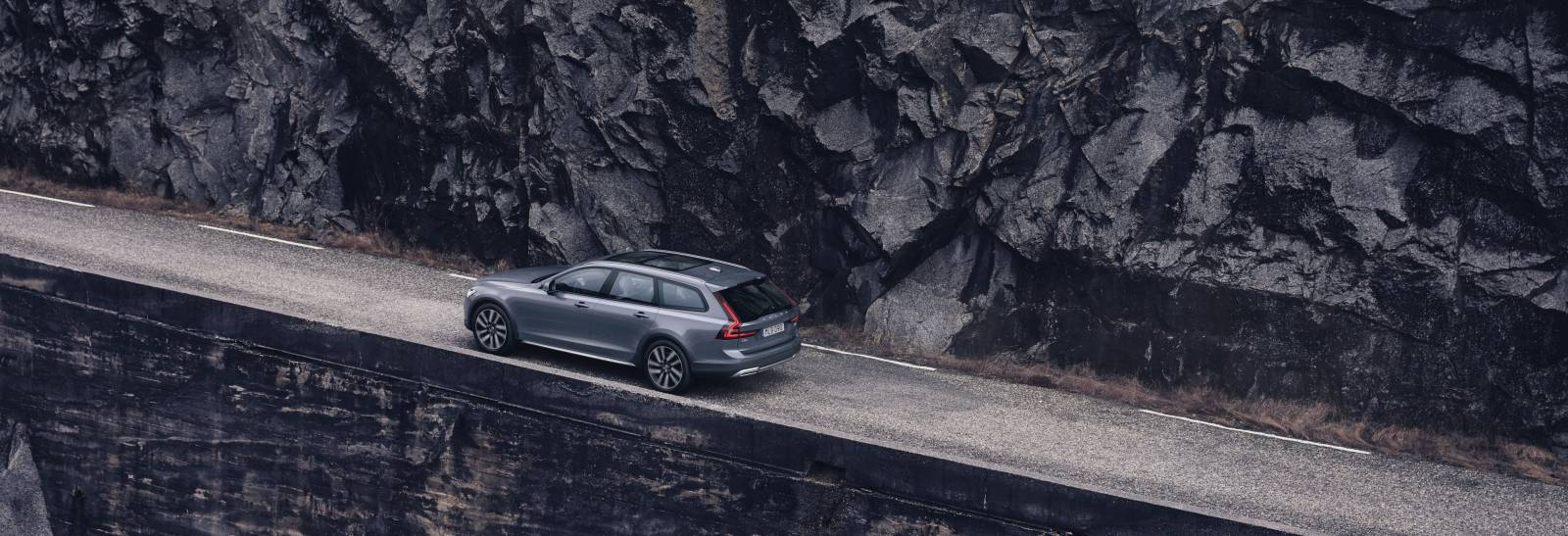Volvo V90 CROSS COUNTRY - Ilustrativní fotografie