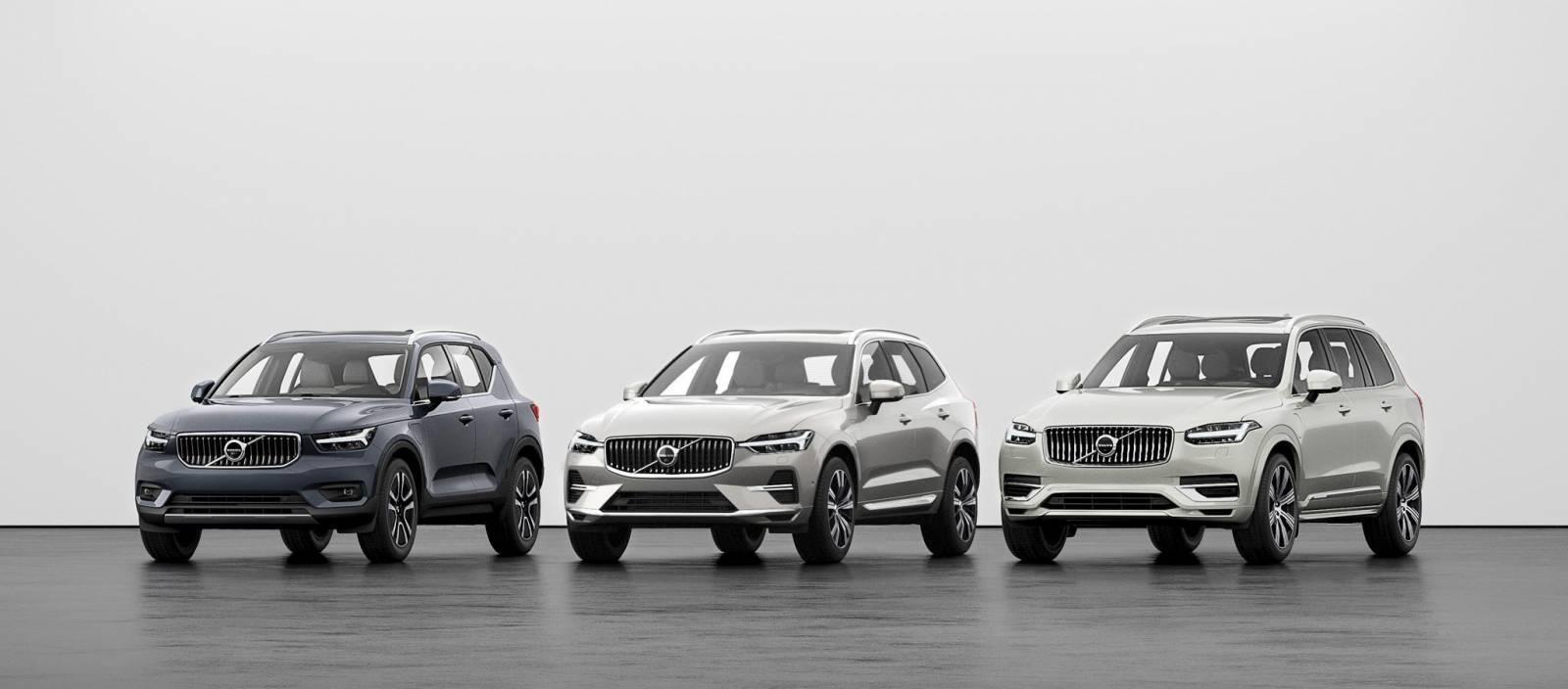 Akční nabídky - skladové a předváděcí vozy Volvo